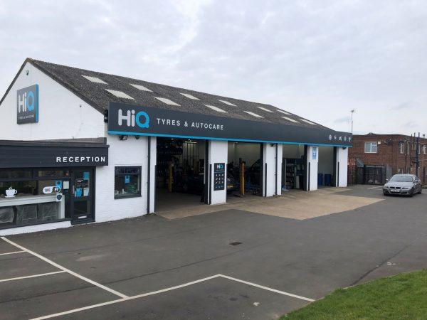 Hi Q Tyres Autocare Chelmsford exterior 2