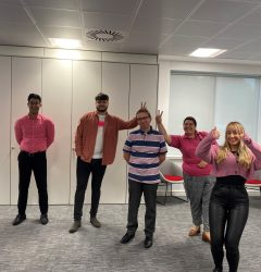 Equity Team Pink Team
