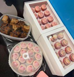 Hi Q Medway Bake Sale Cakes