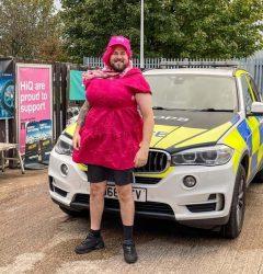 Phil at Preston wear it pink