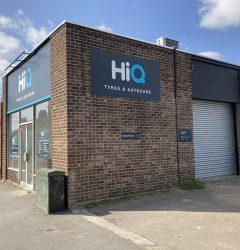 Hi Q Tyres Autocare Colchester garage