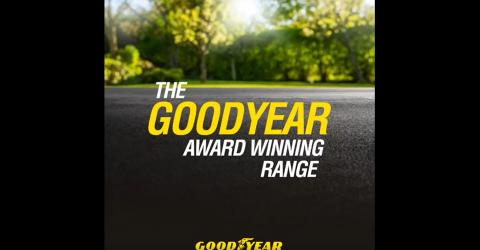 The Goodyear Award Winning Range