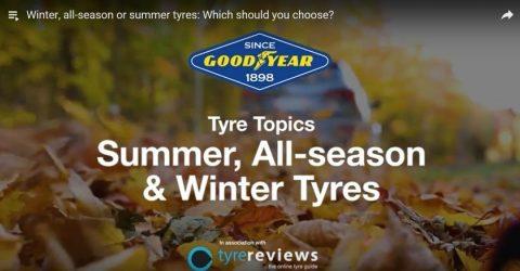 Summer Tyre Storage
