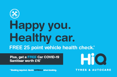 Free 25 point health check.