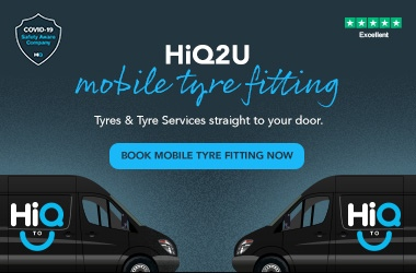 Book Mobile Tyre Fitting Now at HiQ Tyres & Autocare, Llansamlet