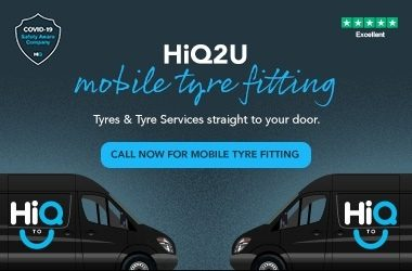 HIQ2 U BANNER 1180x250px Call Now For Mobile Tyre Fitting